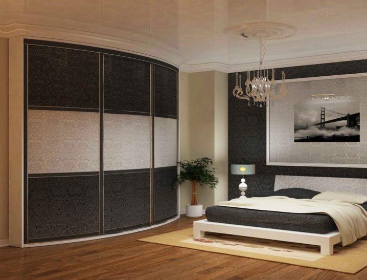 Дизайн шкафов-купе в спальню