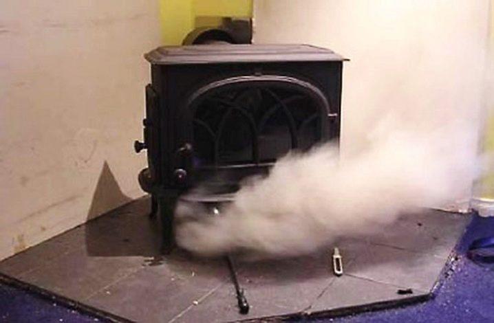 Дымоход для камина