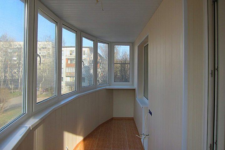 Как обшить балкон своими руками