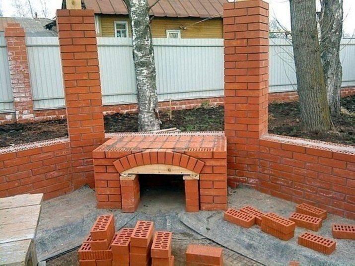 Как построить камин своими руками?