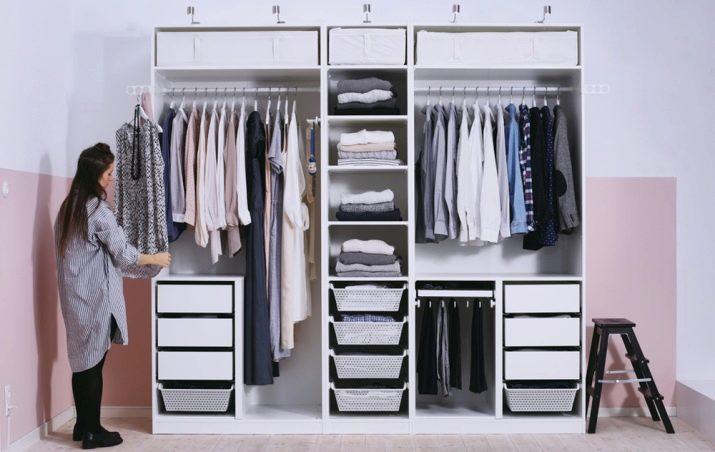 Комплектующие для гардеробной