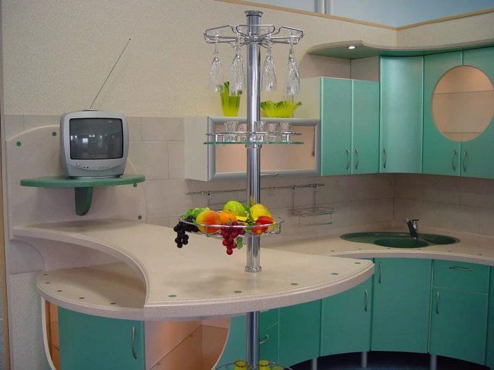Полки для рейлинга на кухню