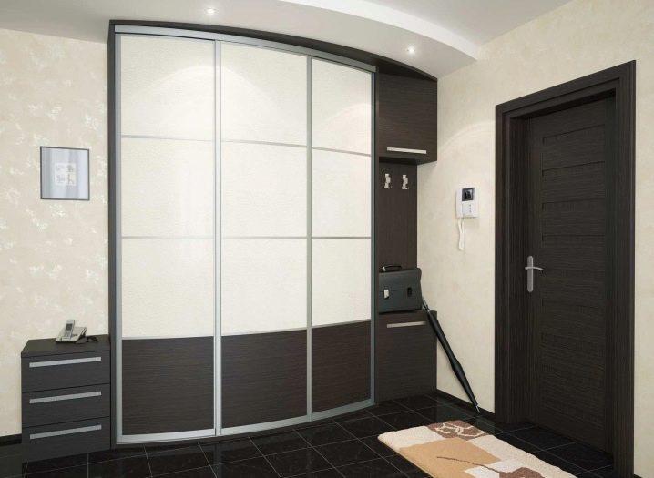 Шкаф-купе в прихожую: идеи дизайна