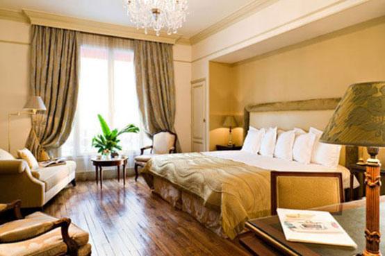 дизайн интерьера спальной комнаты в стиле прованс