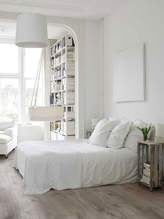 спальная комната в прованс стиле
