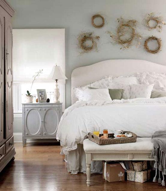 спальня и прованс