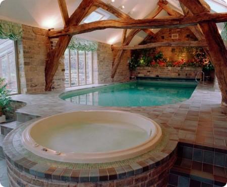 проекты бассейнов фото