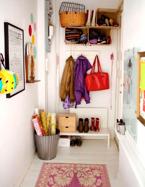 Дизайн коридора в квартире: отделка помещения