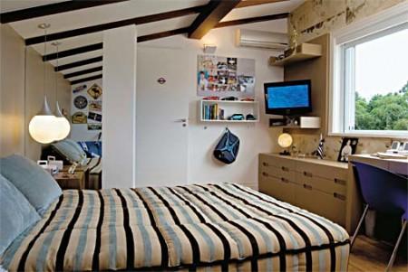 дизайн комнаты для мальчика фото