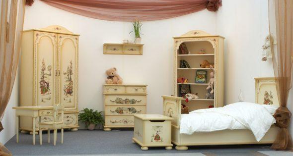 Декупаж мебели в стиле прованс мастер класс с фото