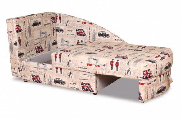 Детский диван-кровать Антошка