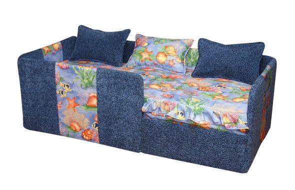 Детский диван-кровать Экзотика