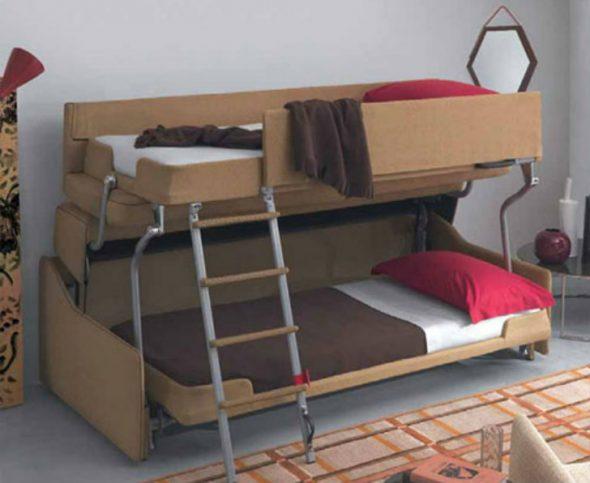 диван кровать для двух человек