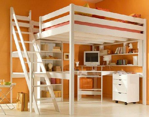 Двухспальная кровать чердак для взрослых