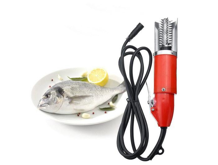 электрический нож для рыбы