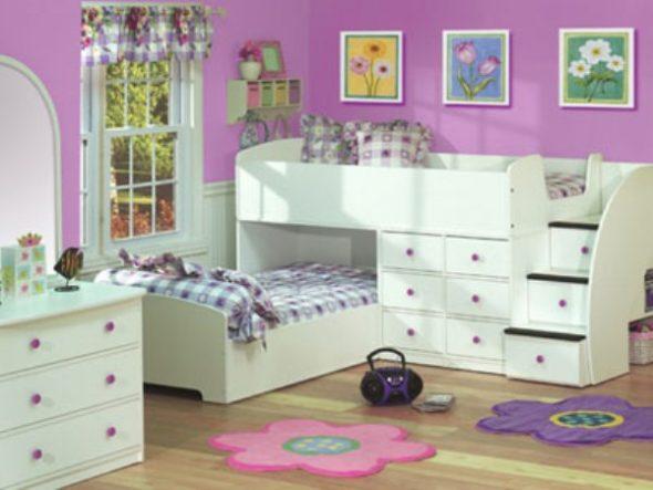 Кровать детская с ящиками - удобство и функциональность