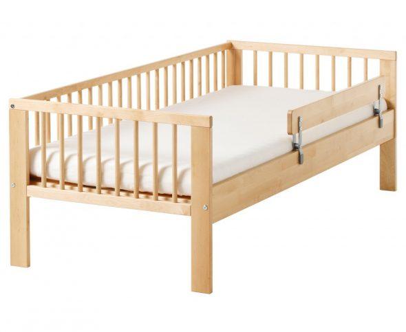 Кровать для ребенка своими руками