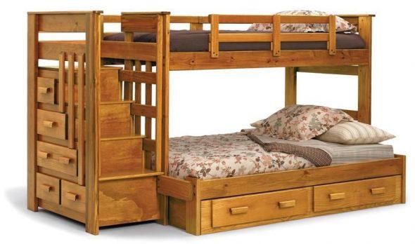 Кровать двухъярусная Бон - Люкс