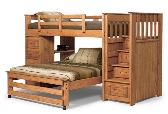 Кровать двухъярусная Италия