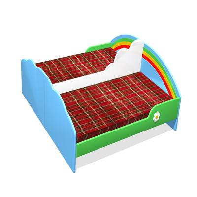 Кровати для детского сада и других детских учреждений