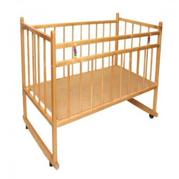 Кроватка для малыша своими руками