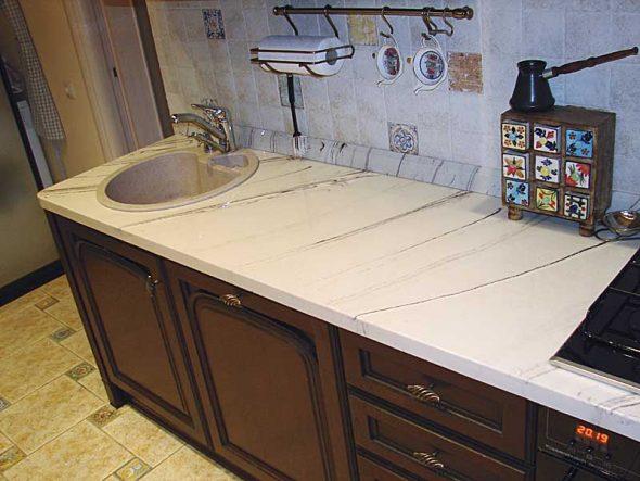 Кухонная столешница изображения