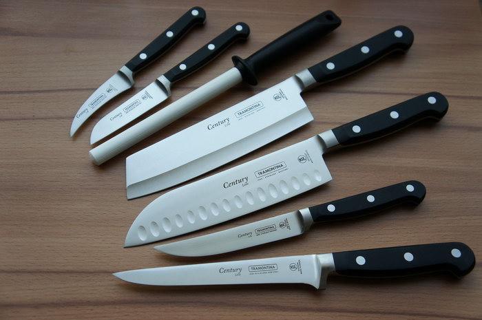 Профессиональные ножи для кухни