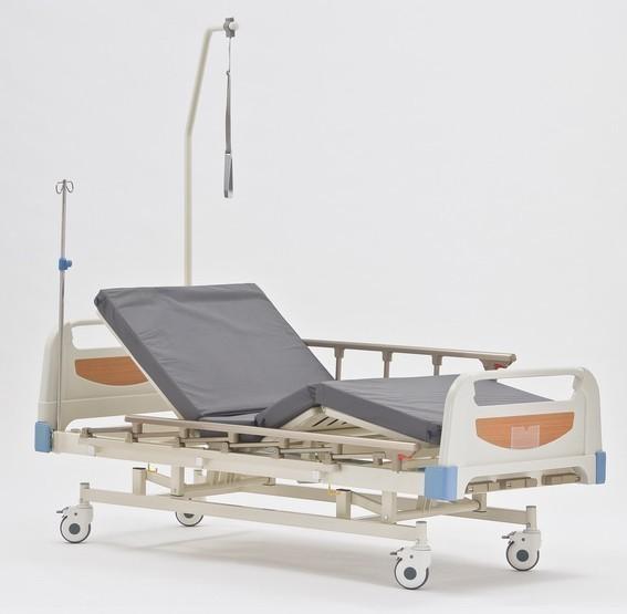 Медицинская кровать с винтовой регулировкой высоты Е-31