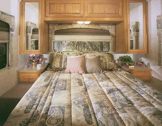 Неблагоприятное расположение кровати