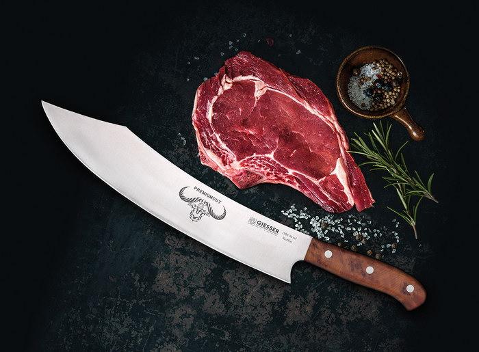 стальной нож