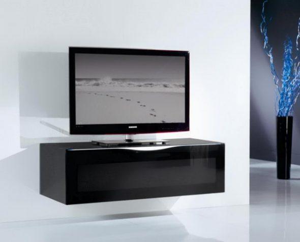Подвесная тумба под телевизор