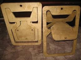Простой и удобный стул
