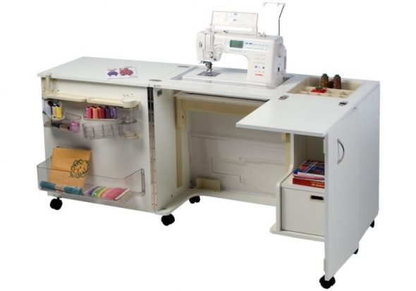Раскладной стол для швейной машины