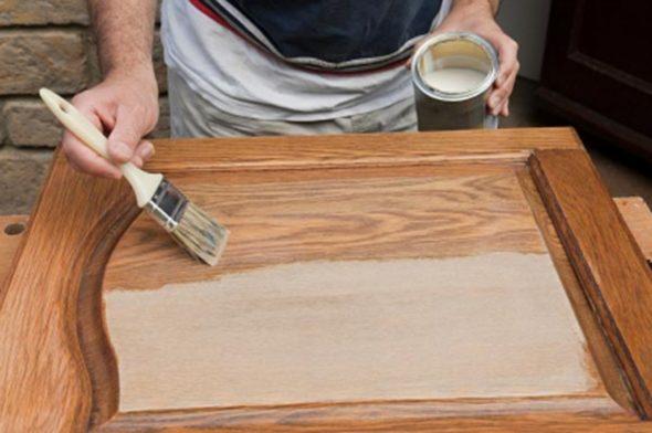 Реставрация покраска мебели своими руками