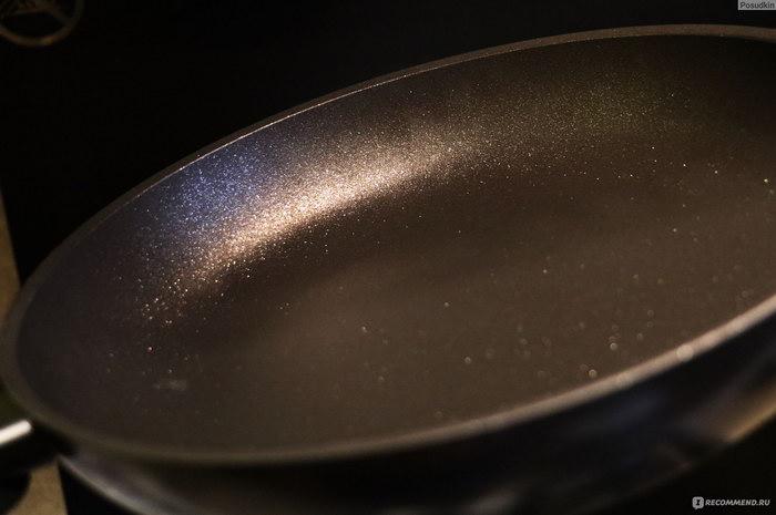 антипригарная сковорода алмазное покрытие