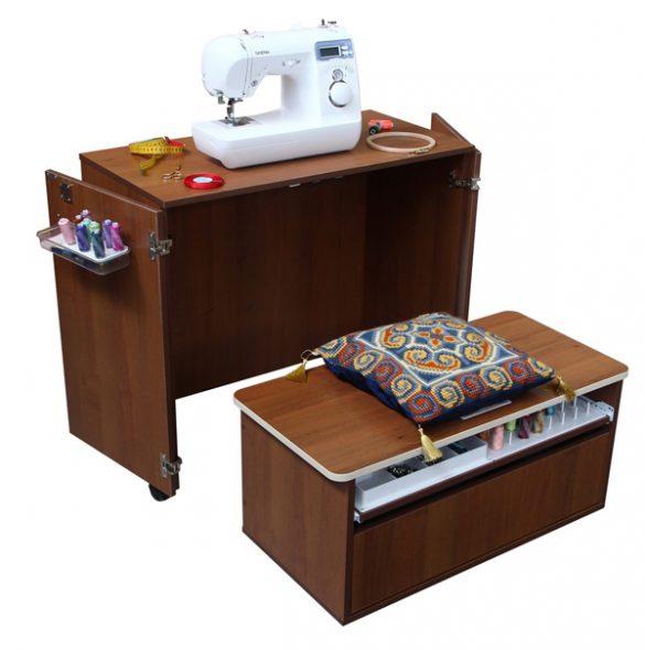 Стол для швейной машины сделать