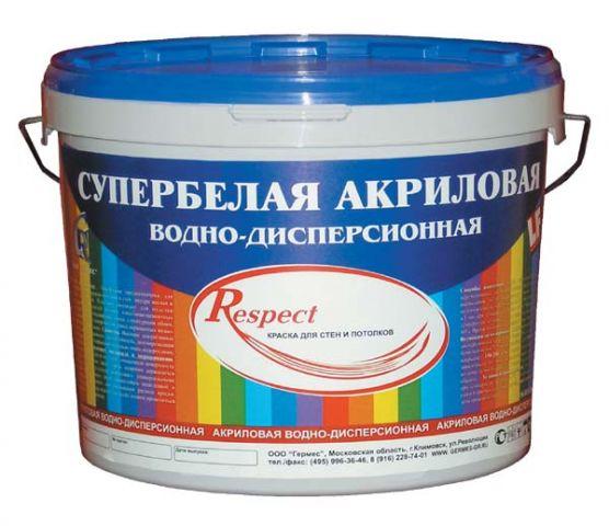 Акриловая водно-дисперсионная краска
