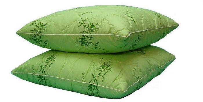 бамбуковый наполнитель в подушках