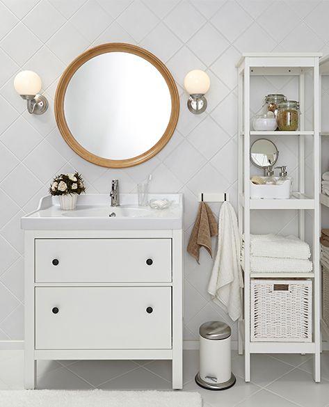 Как сделать мебель для ванной своими руками
