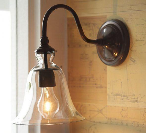 бра лампа накаливания