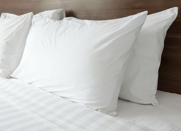 чистые подушки