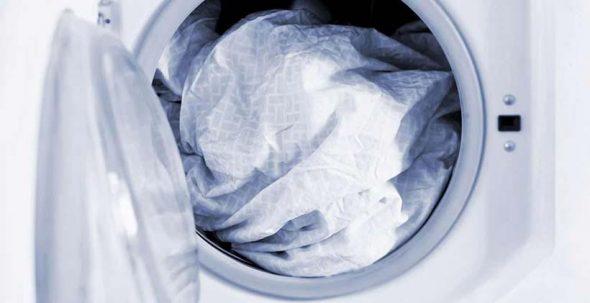 Накрахмалить вещи в стиральной машине