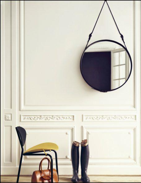 Декорируем зеркало