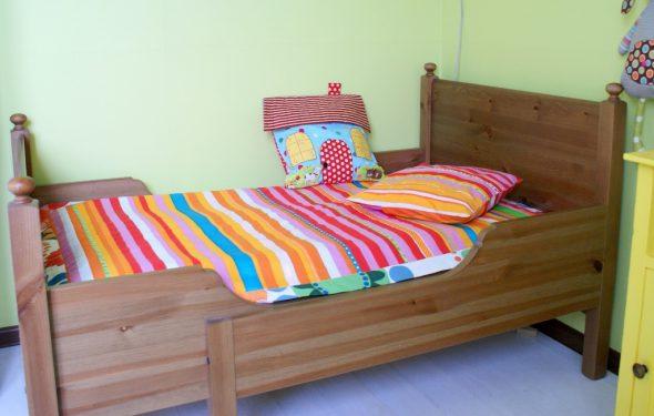 Детская кровать раздвижная для ребенка от трех лет