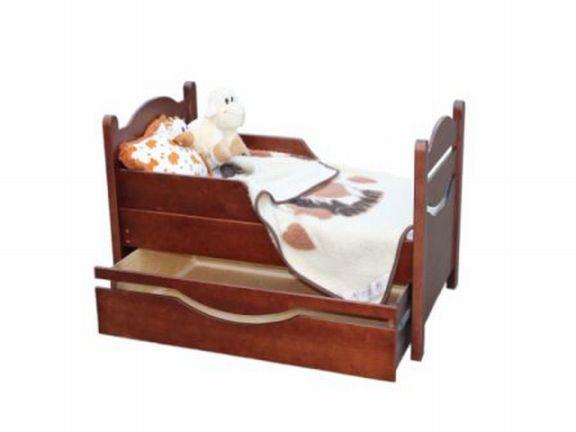 Удобная детская раздвижная кровать