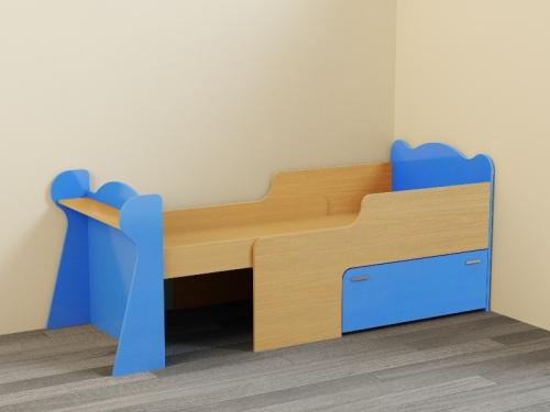 Детская кровать слип раздвижная