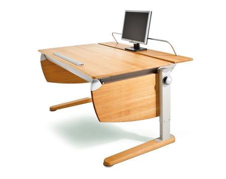 Детский письменный стол–трансформер moll Champion