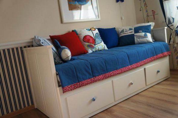 детское покрывало на кровать для мальчика