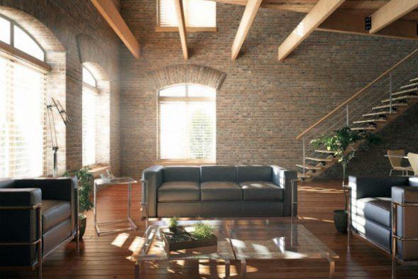 Мебель для промышленного лофта