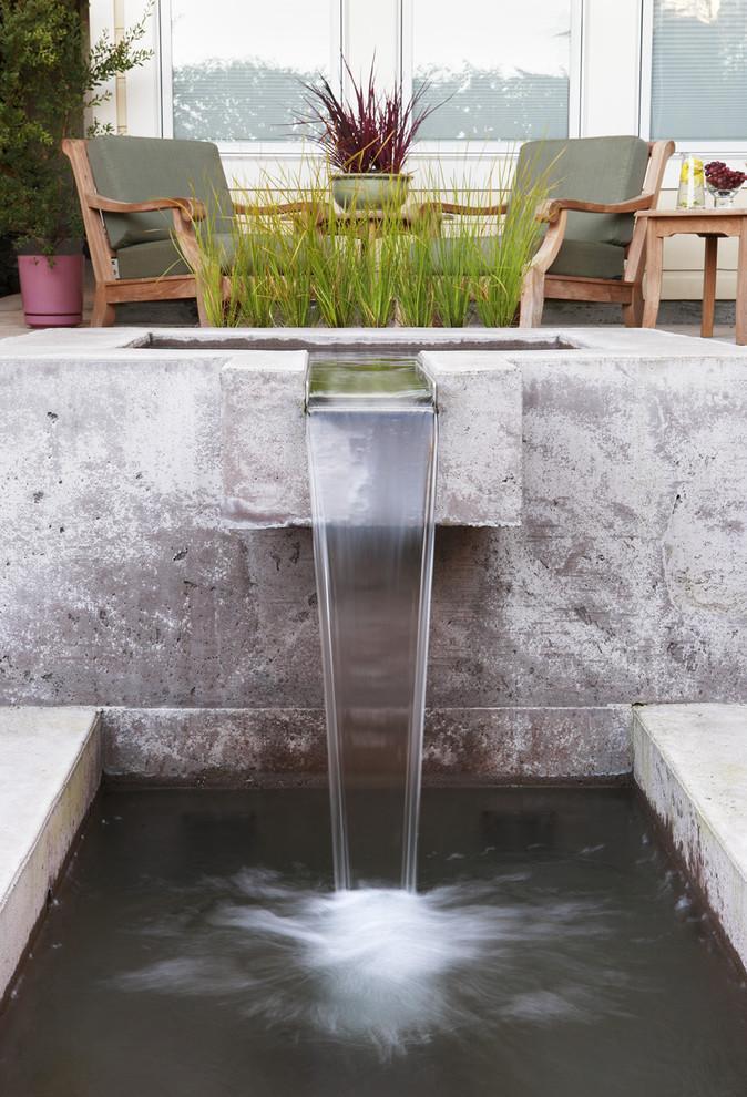 домашний фонтан дизайн фото